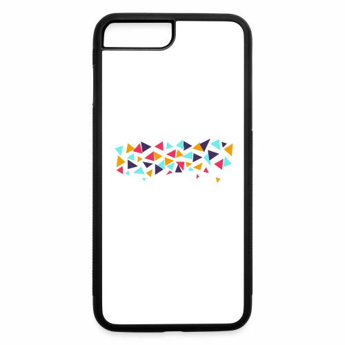 T shirt - iPhone 7 Plus/8 Plus Rubber Case