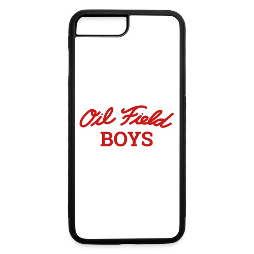 Oil Field Boys Red - iPhone 7 Plus/8 Plus Rubber Case