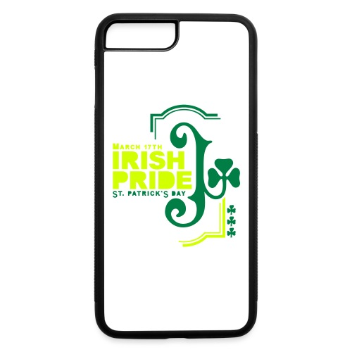 IRISH PRIDE - iPhone 7 Plus/8 Plus Rubber Case