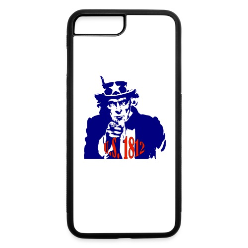 uncle-sam-1812 - iPhone 7 Plus/8 Plus Rubber Case