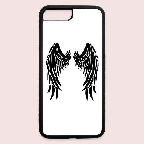 Angel wings - iPhone 7 Plus/8 Plus Rubber Case