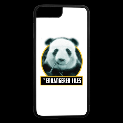 THE ENDANGERED FILES - iPhone 7 Plus/8 Plus Rubber Case