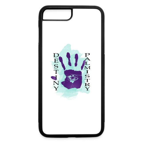 logo destiny new design 2 - iPhone 7 Plus/8 Plus Rubber Case
