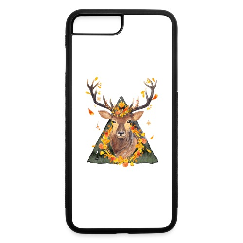 The Spirit of the Forest - iPhone 7 Plus/8 Plus Rubber Case