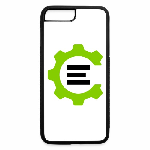 Giant Logo - iPhone 7 Plus/8 Plus Rubber Case