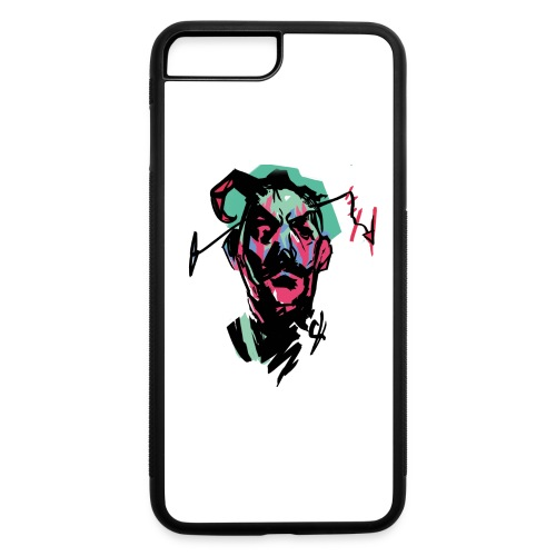 Cossack - iPhone 7 Plus/8 Plus Rubber Case