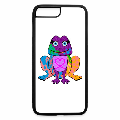 I heart froggy - iPhone 7 Plus/8 Plus Rubber Case
