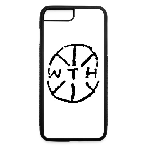 WTH Tee - iPhone 7 Plus/8 Plus Rubber Case