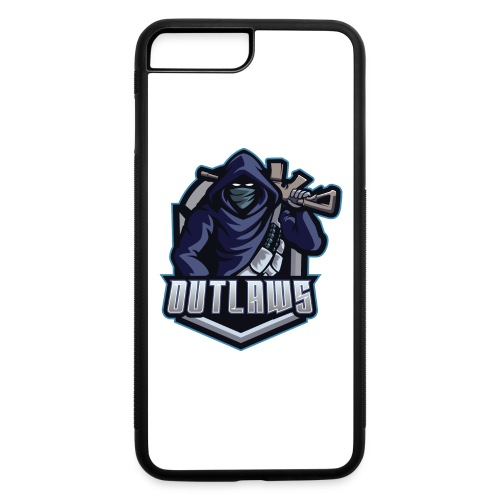 Outlaws Gaming Clan - iPhone 7 Plus/8 Plus Rubber Case