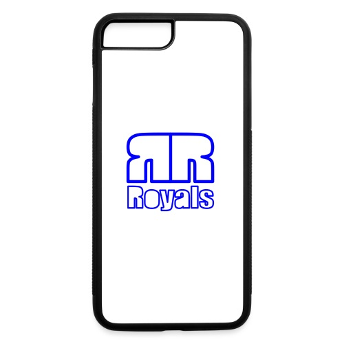 RR Royals - iPhone 7 Plus/8 Plus Rubber Case