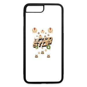 Brood Stop: Pew Pew Pew - iPhone 7 Plus Rubber Case