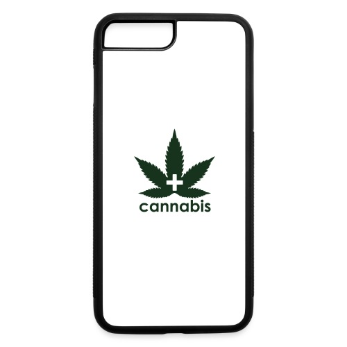 Medical Cannabis Supporter - iPhone 7 Plus/8 Plus Rubber Case