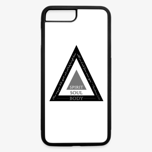 Spirit Soul Body - iPhone 7 Plus/8 Plus Rubber Case