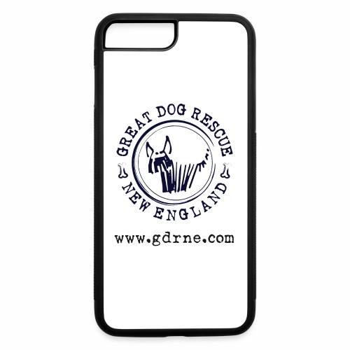 GDRNE Logo - iPhone 7 Plus/8 Plus Rubber Case