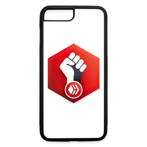 Hive Revolution Logo - iPhone 7 Plus/8 Plus Rubber Case