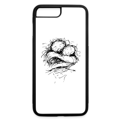 The Timeless Hug - iPhone 7 Plus/8 Plus Rubber Case