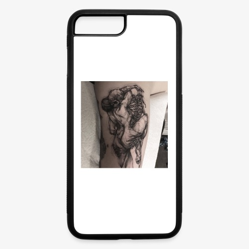 Death - iPhone 7 Plus/8 Plus Rubber Case