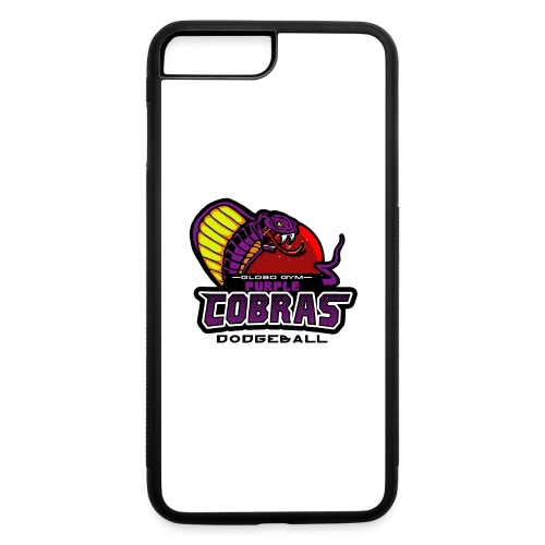 globo gym costume - iPhone 7 Plus/8 Plus Rubber Case