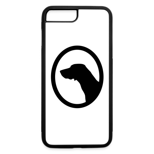 German Shorthaired Pointer - iPhone 7 Plus/8 Plus Rubber Case