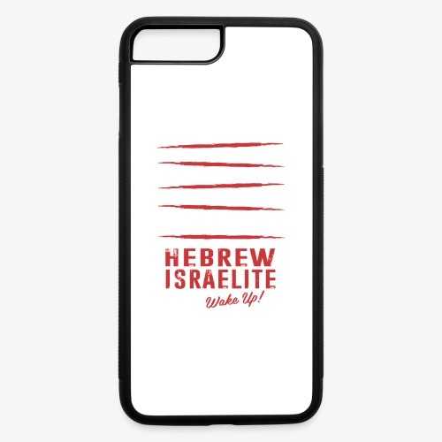 Hebrew Israelite - iPhone 7 Plus/8 Plus Rubber Case