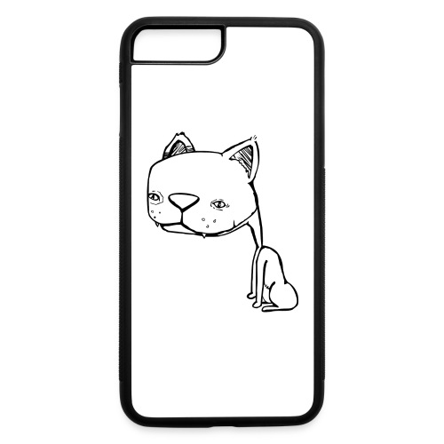 Meowy Wowie - iPhone 7 Plus/8 Plus Rubber Case