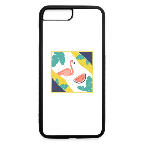 Flamingo - iPhone 7 Plus/8 Plus Rubber Case
