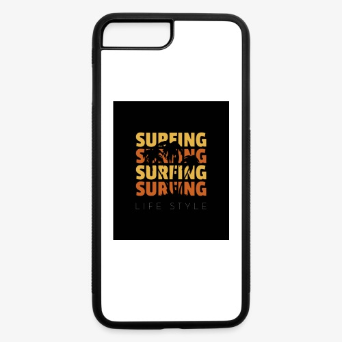 Surfing Life Style - iPhone 7 Plus/8 Plus Rubber Case