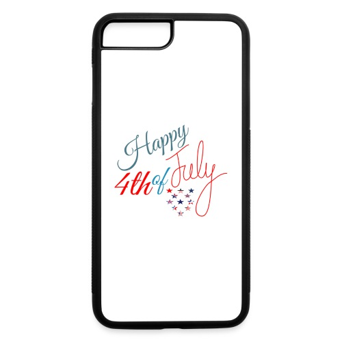 Happy 4th of July - iPhone 7 Plus/8 Plus Rubber Case