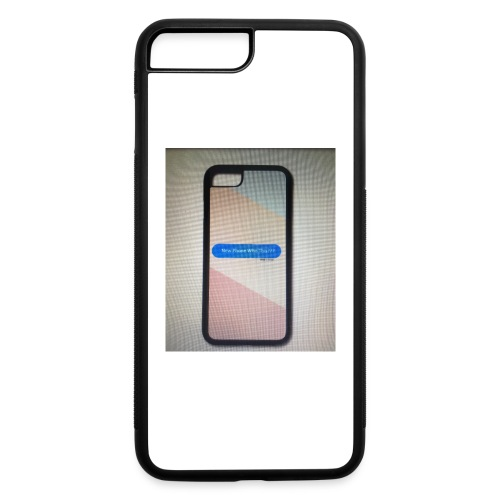 New Phone Who This? - iPhone 7 Plus/8 Plus Rubber Case
