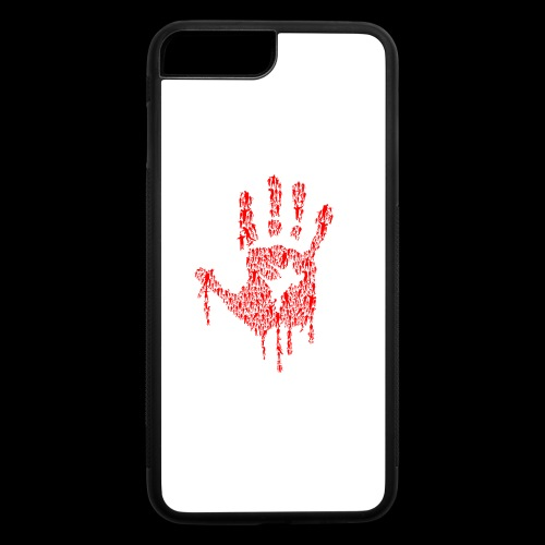 The Haunted Hand Of Zombies - iPhone 7 Plus/8 Plus Rubber Case
