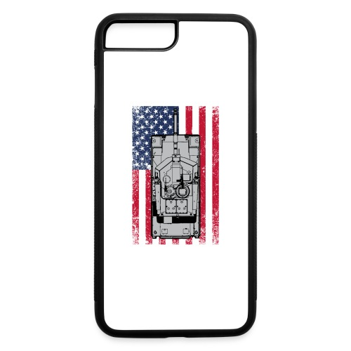4th of July - iPhone 7 Plus/8 Plus Rubber Case