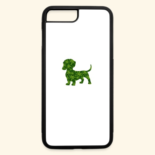 PUFFY DOG - PRESENT FOR SMOKING DOGLOVER - iPhone 7 Plus/8 Plus Rubber Case
