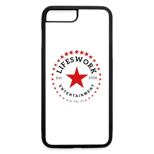 Lifeswork Entertainment - iPhone 7 Plus/8 Plus Rubber Case