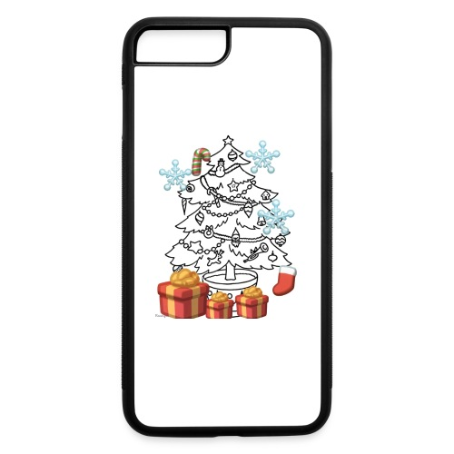 Christmas is here!! - iPhone 7 Plus/8 Plus Rubber Case
