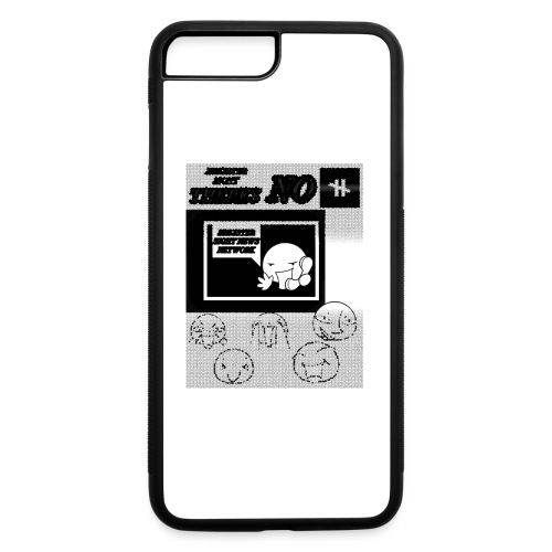 BRIGHTER SIGHT NEWS NETWORK - iPhone 7 Plus/8 Plus Rubber Case