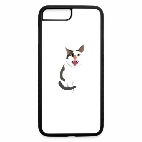 Corporal Nobby Nobbs vector art - iPhone 7 Plus/8 Plus Rubber Case
