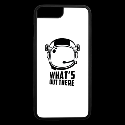 WHAT'S OUT THERE - iPhone 7 Plus/8 Plus Rubber Case
