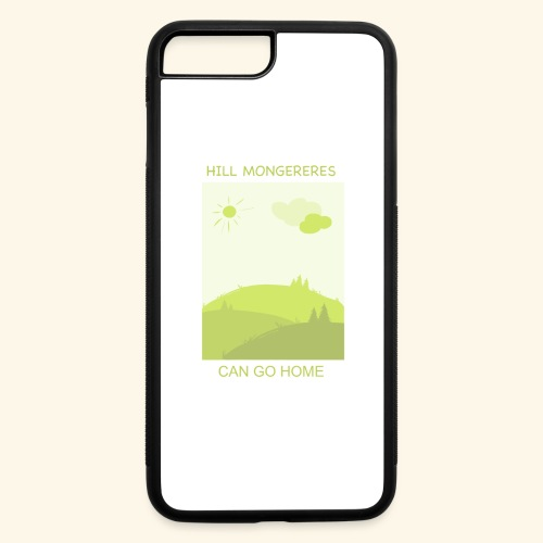 Hill mongereres - iPhone 7 Plus/8 Plus Rubber Case