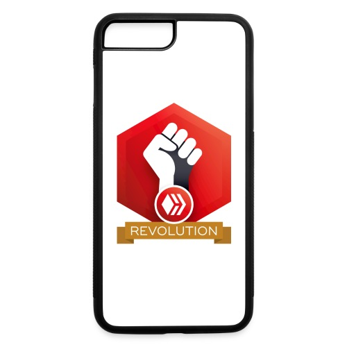Hive Revolution Banner - iPhone 7 Plus/8 Plus Rubber Case