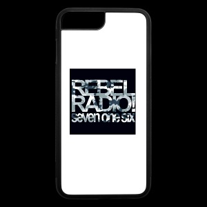 Rebel Radio 716 Camo Logo - iPhone 7 Plus/8 Plus Rubber Case