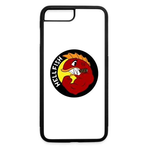 Hellfish - Flying Hellfish - iPhone 7 Plus/8 Plus Rubber Case