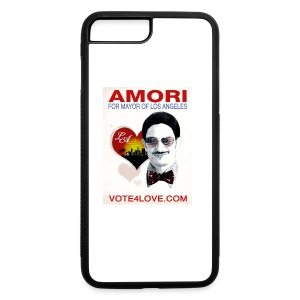 Amori for Mayor of Los Angeles eco friendly shirt - iPhone 7 Plus/8 Plus Rubber Case