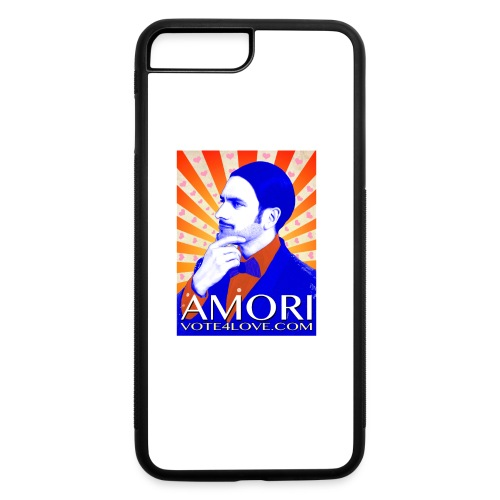 Amori_poster_1d - iPhone 7 Plus/8 Plus Rubber Case