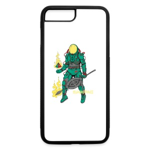 Afronaut - iPhone 7 Plus/8 Plus Rubber Case