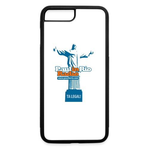 Paul in Rio Radio - The Thumbs up Corcovado #2 - iPhone 7 Plus/8 Plus Rubber Case