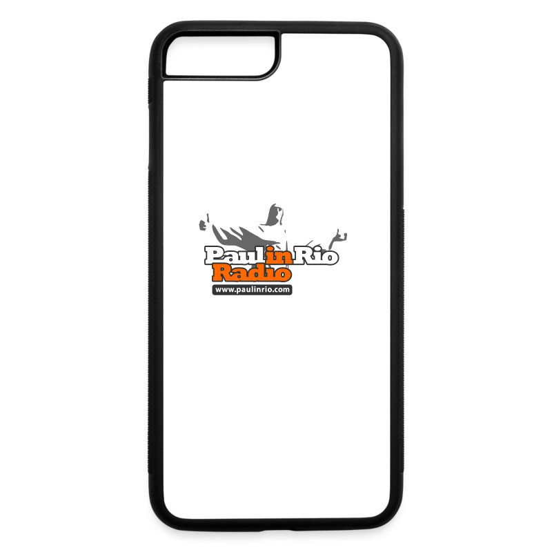 Paul in Rio Radio - Thumbs-up Corcovado #1 - iPhone 7 Plus/8 Plus Rubber Case