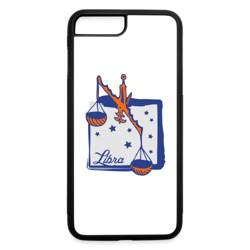 Libra - iPhone 7 Plus/8 Plus Rubber Case