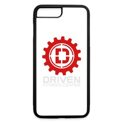 Stacked Logo - iPhone 7 Plus/8 Plus Rubber Case