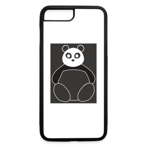 Fat Panda - iPhone 7 Plus/8 Plus Rubber Case