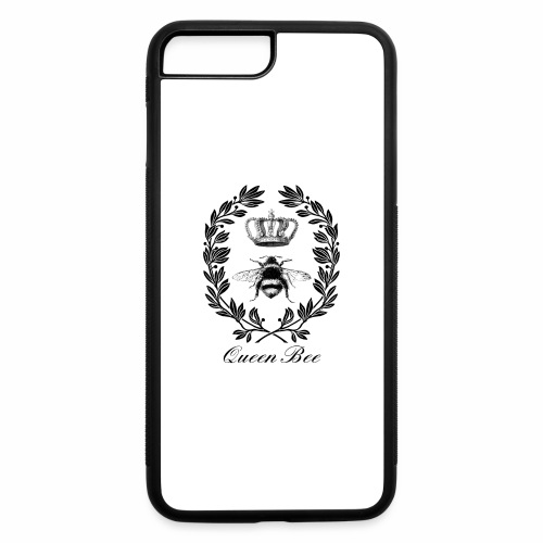 Vintage Queen Bee - iPhone 7 Plus/8 Plus Rubber Case